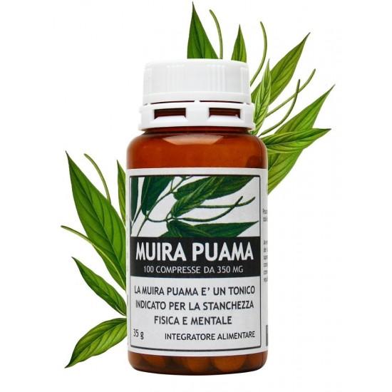 Muira Puama 100 compresse