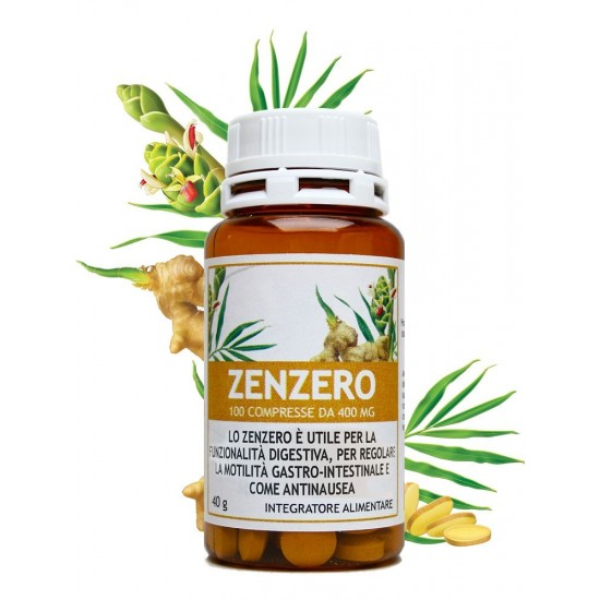 Zenzero 100 Compresse
