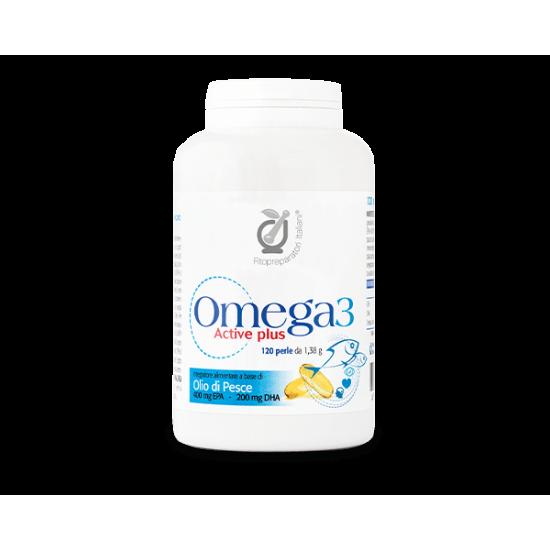 Omega 3 Active Plus