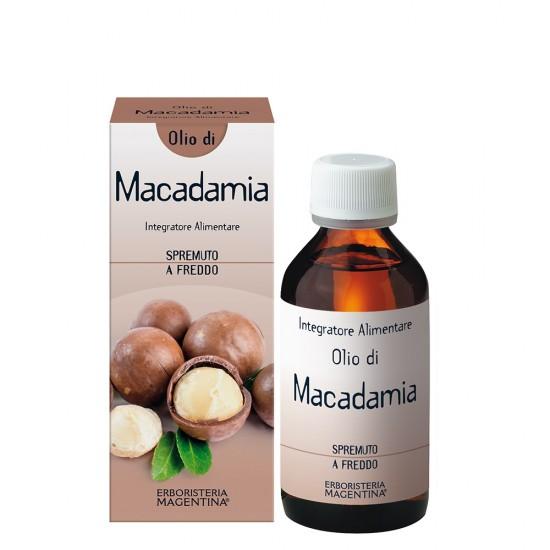 Olio di Mcadamia