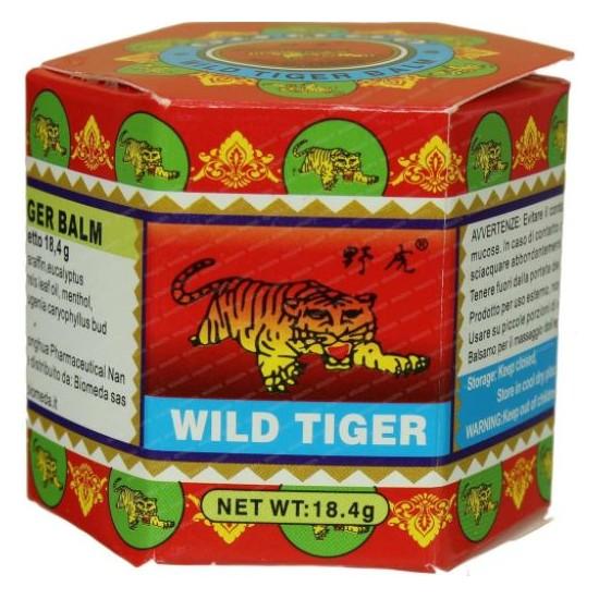 Balsamo di Tigre Rosso