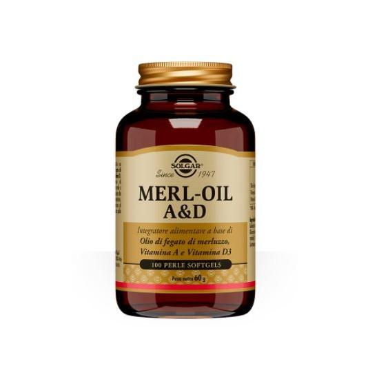 Merl-Oil  Olio di Fegato di...