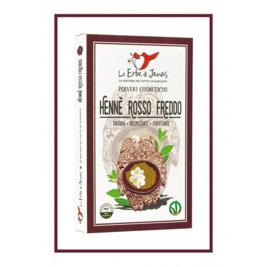 HENNÈ ROSSO FREDDO - Erbe...