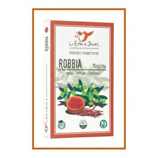 ROBBIA BIO - Erbe di Janas