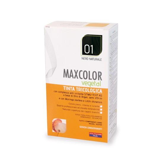 MaxColor Vegetal - 01 Nero...