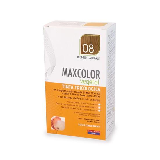 MaxColor Vegetal- 08 Biondo...