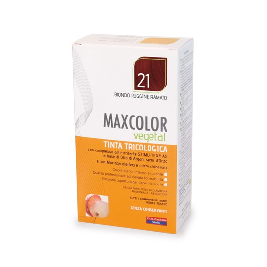 MaxColor Vegetal - 21...