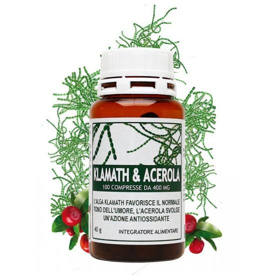 Klamath & Acerola 100...