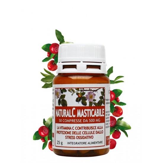 NaturalC masticabile 50...