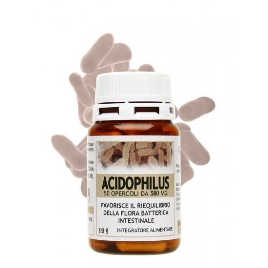 Acidophilus 50 opercoli