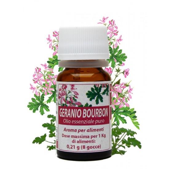 Geranio Bourbon - Olio...