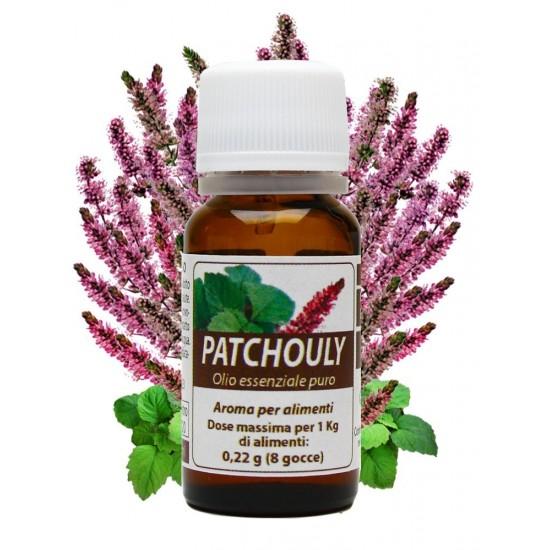 Patchouly - Olio Essenziale...
