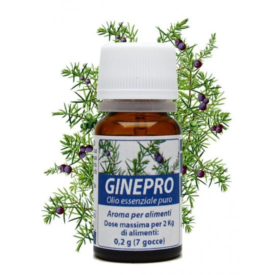 Ginepro - Olio Essenziale 5 ml